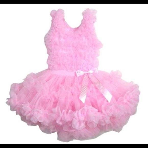 Popatu Other - NWT popatu pink tutu dress 18months